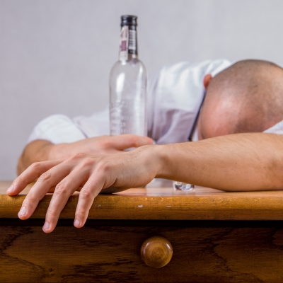 Sobering up after drinking alcohol
