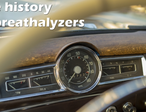 The history of breathalyzers
