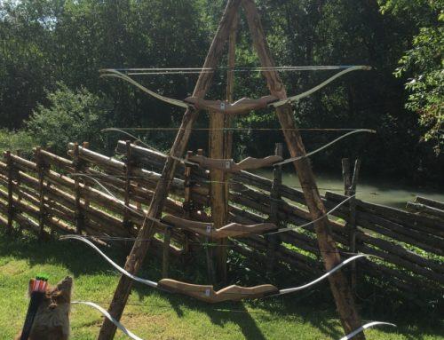 ein neuer 3D Bogenparcour in Lassing