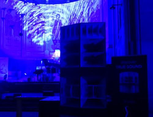 Waves Festival Vienna mit Lambda Labs – QX Series