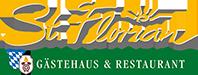 Gästehaus St. Florian Logo
