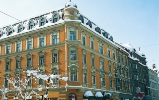 Hotel neue Post Winter