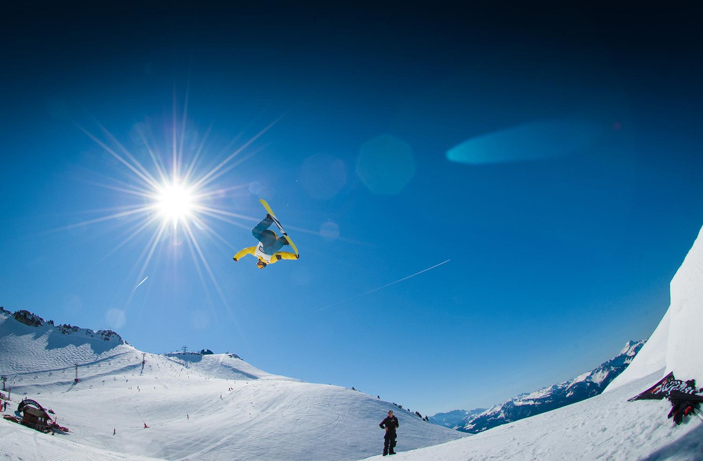 Activities in winter / Ski areas
