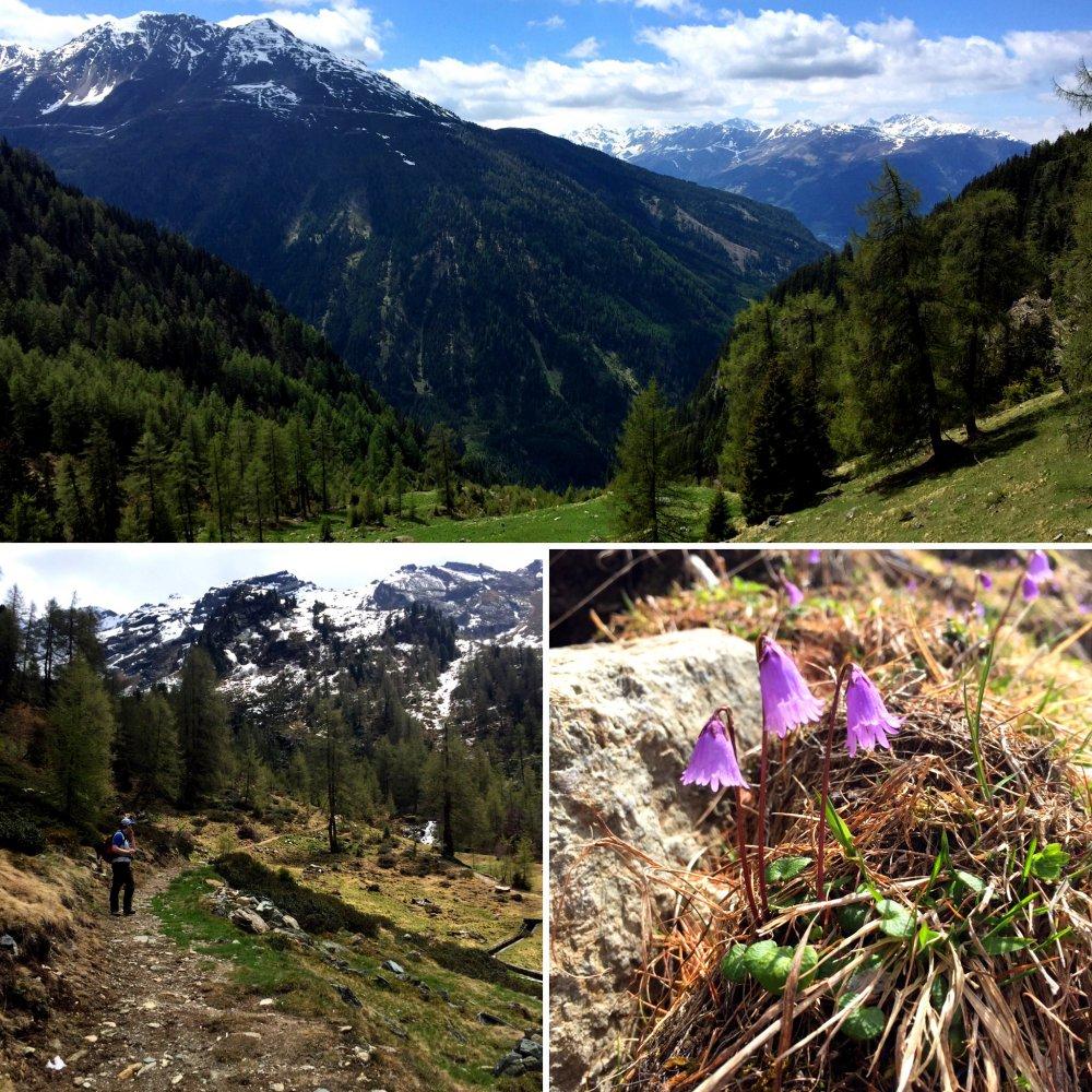 Einmalige Wander- Erlebnisse im Kaunertal