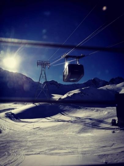 Sommer-Bergbahnen Kaunertal
